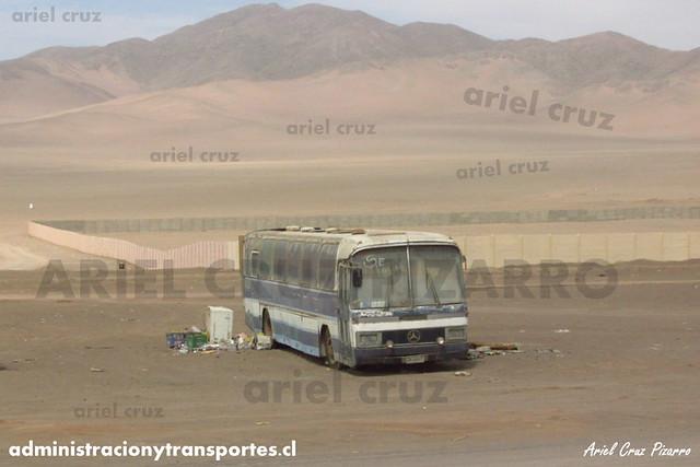 Mercedes Benz O303 (GH5627) - Desierto de Atacama