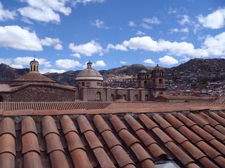 Cuzco City Scape