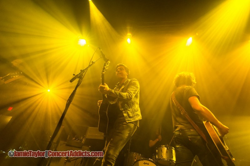 The Wild Feathers + The Shelters @ Venue Nightclub - March 31st 2016