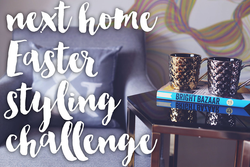 Next Home Easter Styling Challenge