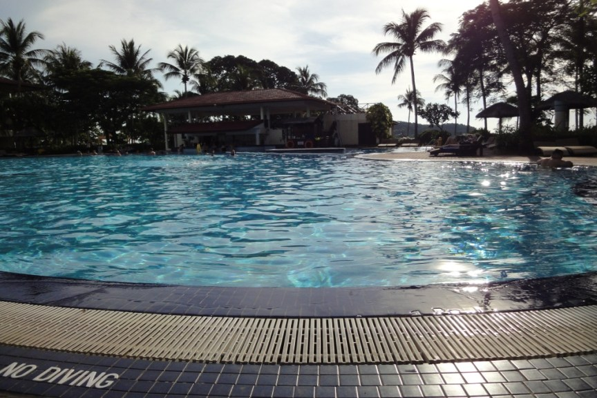 Swimming Pool, Holiday Villa, Langkawi