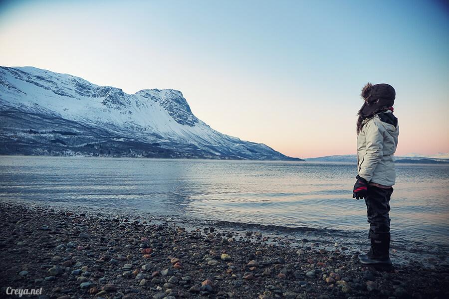 2016.02.23| 看我歐行腿 | 阿呀~一不小心就從瑞典到了挪威, Narvik 小鎮遇見地理課本中的峽灣 01.jpg