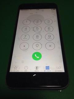 30_iPhone6のフロントパネル液晶割れ