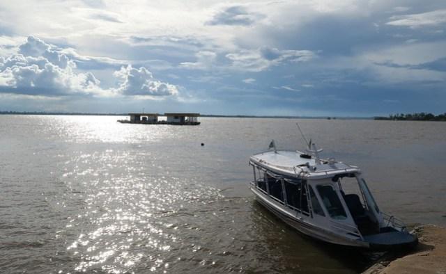 fuel station rio solomon amazonas