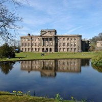 England : Lyme Park and Chatsworth House