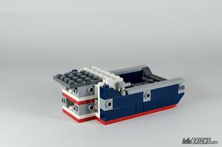 REVIEW LEGO Creator 31045 Ocean Explorer 06