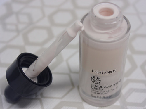 The Body Shop Lightening Drops