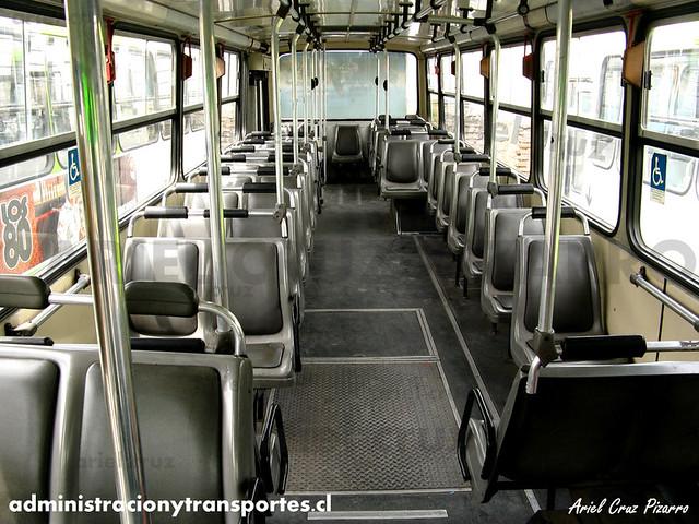 Transantiago (406e) - Terminal La Estrella - Busscar Urbanus / Volvo (TH6994)