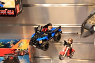 LEGO Marvel 76047 Black Panther Pursuit 3