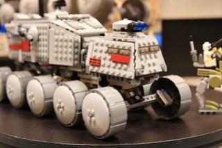 LEGO Star Wars 75151 Clone Turbo Tank 6