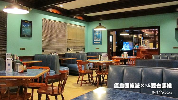 06帛琉洛克群島餐廳