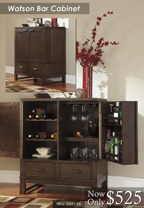 Watson Bar Cabinet