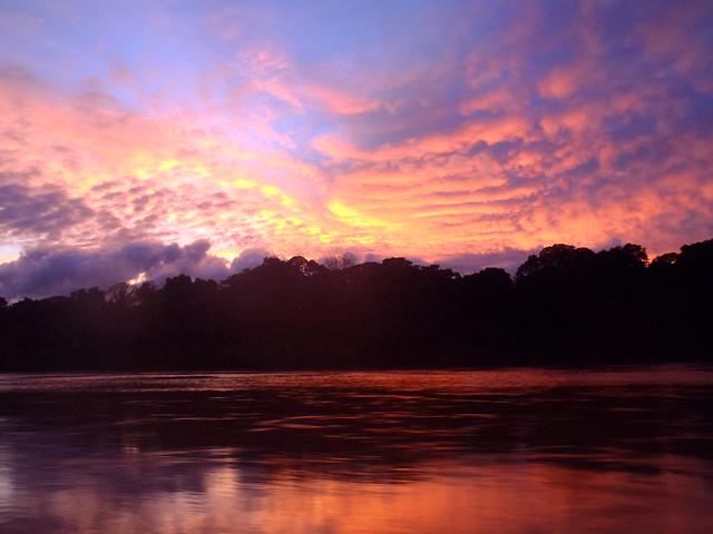 Amazonian Sunrise