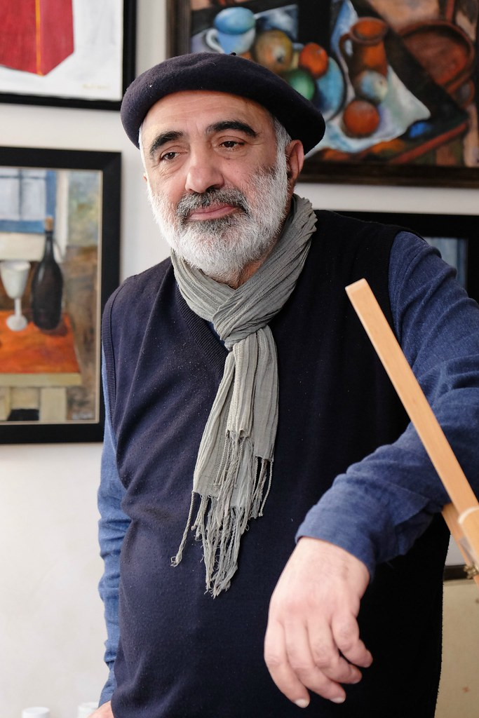 Temuri Kuliani (Georgian painter)
