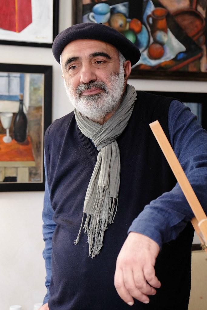 Temuri Kuliani (Georgian painter)