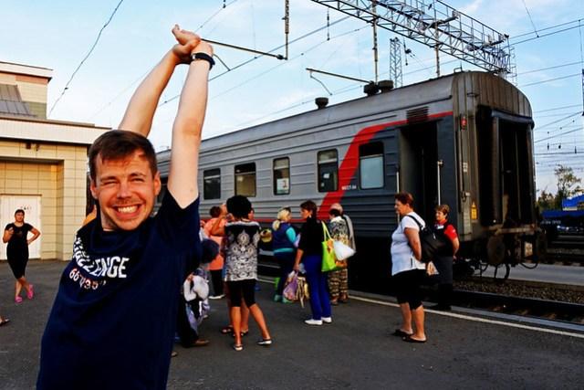 Trans-Siperia junamatka Trans-Siberian train journey IKILOMALLA matkablogi travel blog (8)
