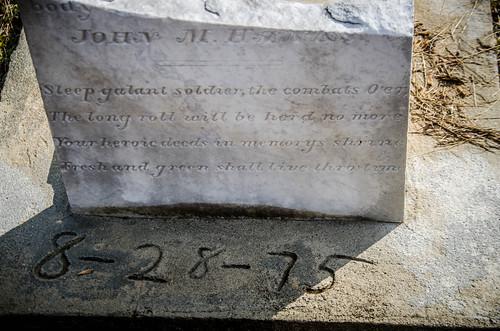 Ebenezer Methodist Church and Cemetery-019