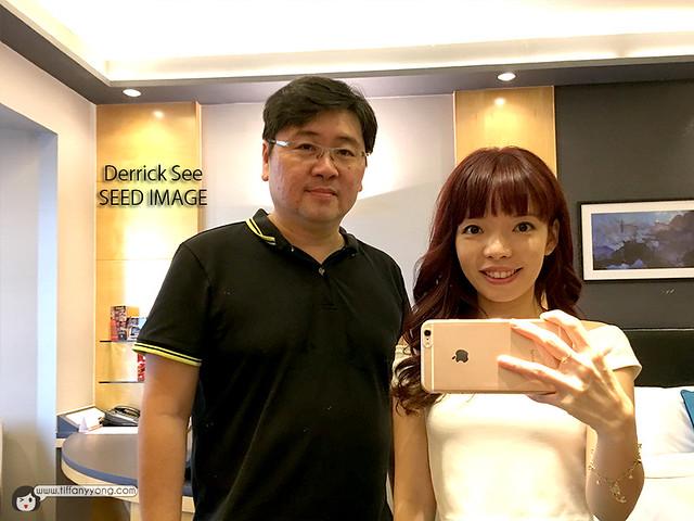 Derrick See Tiffany Yong