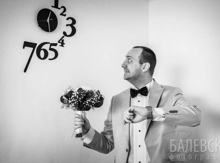 Сватбени моменти