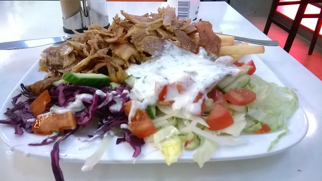 munich doner meal