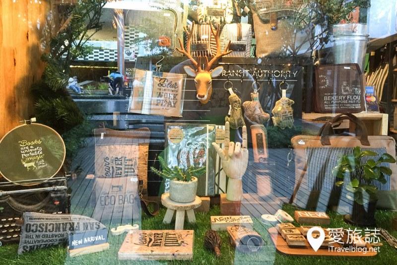 《清迈购物必买》Think Park:文创广场入手质感设计商品