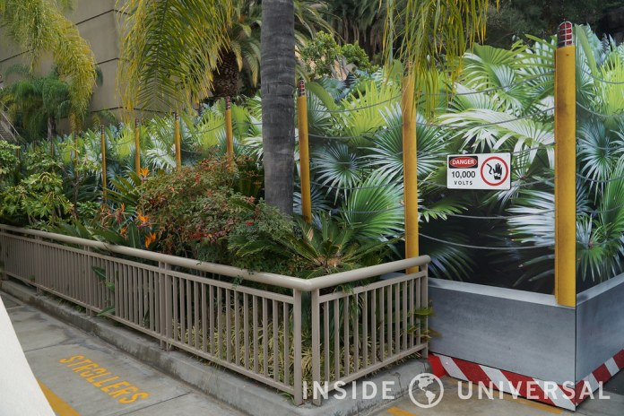 Photo Update: January 18, 2016 - Jurassic Park: The Ride