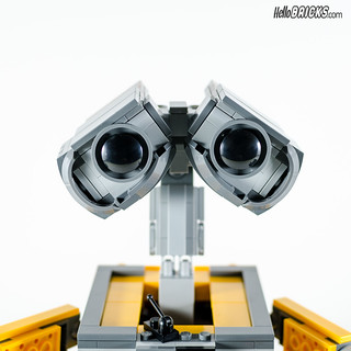 REVIEW LEGO 21303 WALL-E LEGO IDEAS 24