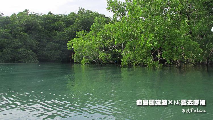 08帛琉獨木舟