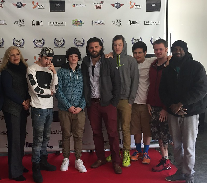 Inspirations Academy at Hollywood Film Festival 2016