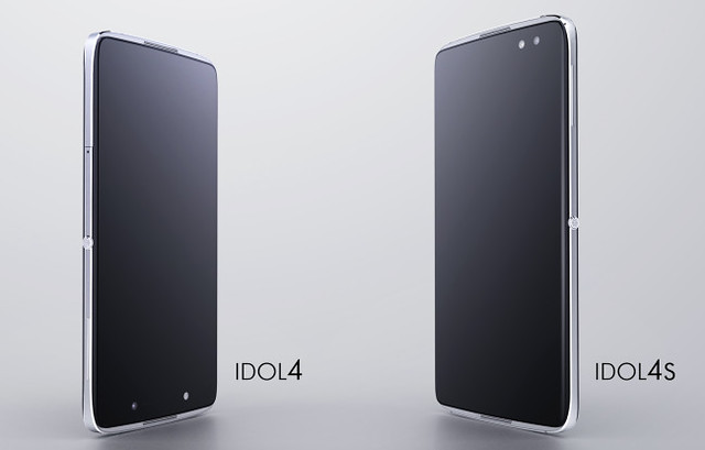 Alcatel Idol 4 y 4S