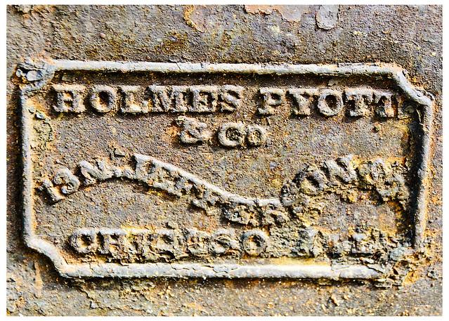 Holmes Pyott & Co 13 N. Jefferson Chicago