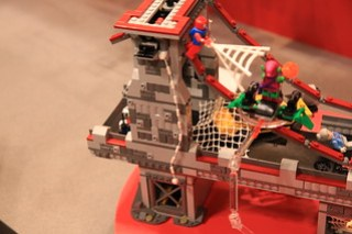 LEGO Marvel 76057 Spider-Man Web Warriors Ultimate Bridge Battle 11