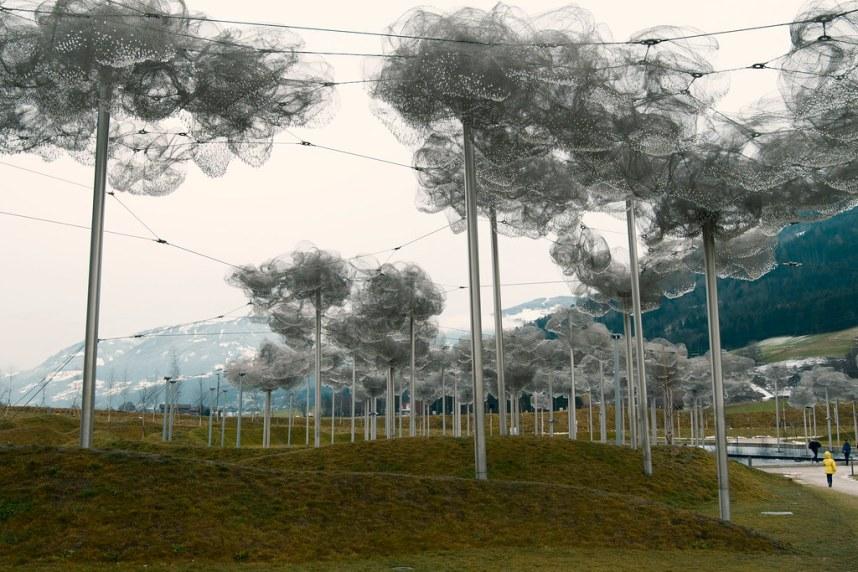 Swarowski Kristalwellten Clouds