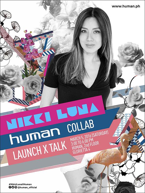 Nikki Luna x HUMAN