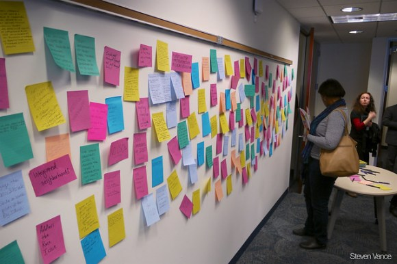 People have left comments on what the plan should consider