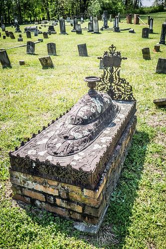 Bush River Baptist Church and Cemetery-005