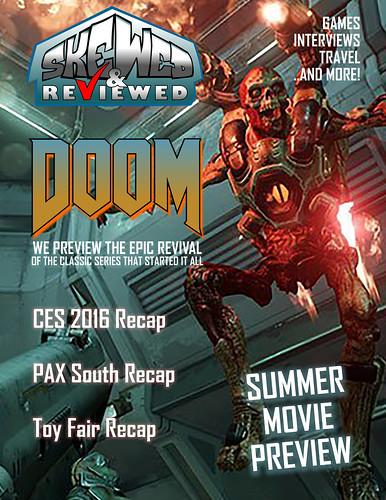 SKNR - MAR 2016 Cover - DOOM