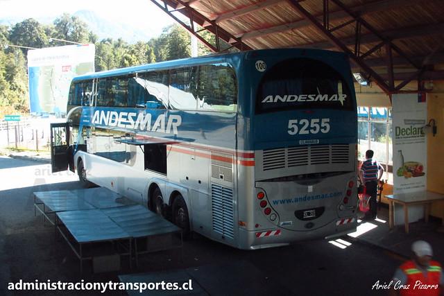 Andesmar - Aduana Chilena - Metalsur Starbus / Mercedes Benz (NOL260) (5255)