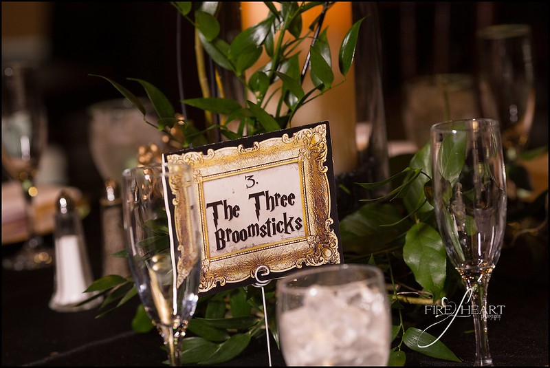 Hey, Snitches: 45+ Ways To Make Your Harry Potter Weddings