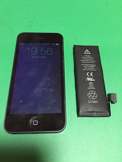 39_iPhone5のバッテリー交換
