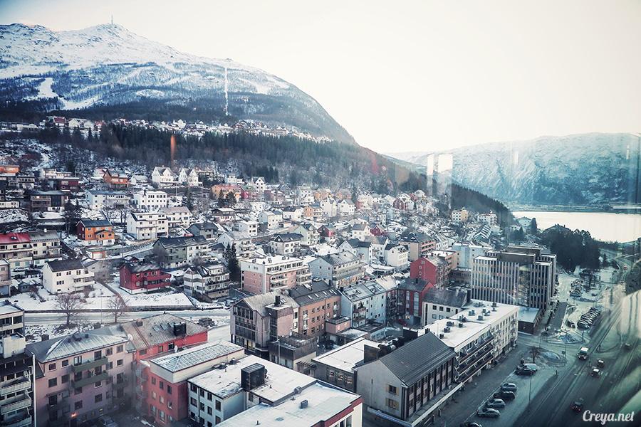 2016.02.23| 看我歐行腿 | 阿呀~一不小心就從瑞典到了挪威, Narvik 小鎮遇見地理課本中的峽灣 33.jpg