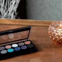 Beauty 'n Fashion: MUA - 'Dusk til dawn' eyeshadow palette