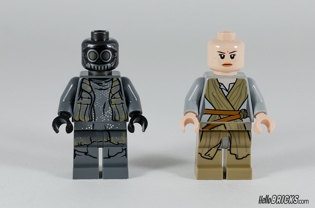 REVIEW LEGO Star Wars 75099 Rey's Speeder 06 - HelloBricks