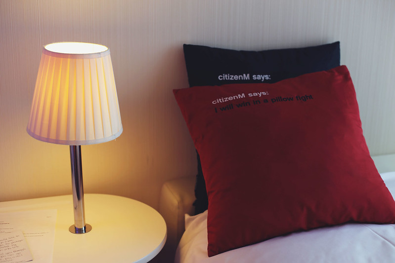 Citizen M Hotel Bankside Review