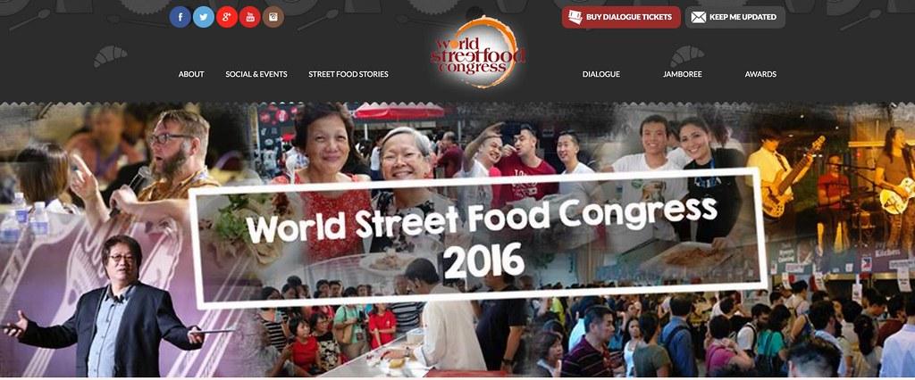 World Street Food congres