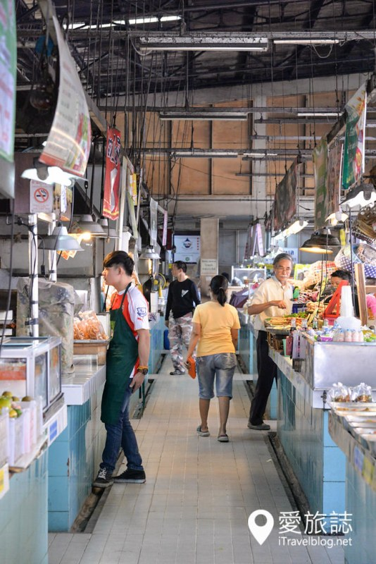 《清迈市集即景》塔尼市场:清迈古城北门外在地传统市场