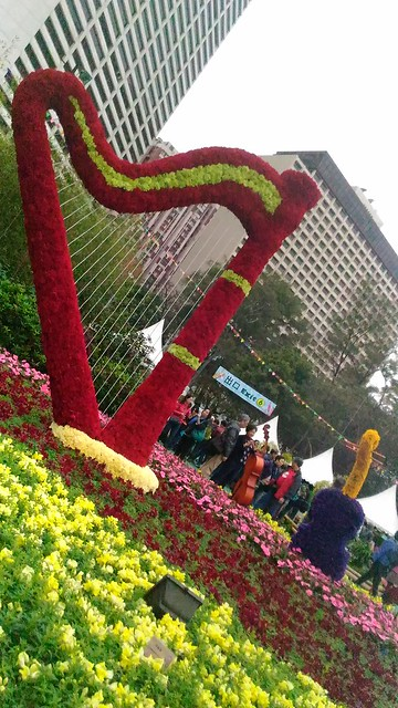 Hong Kong Flower Show 2016