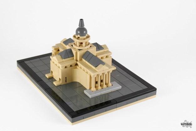 Mini Panthéon de paris