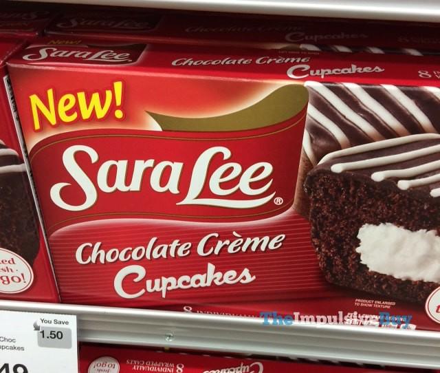 Sara Lee Chocolate Creme Cupcakes