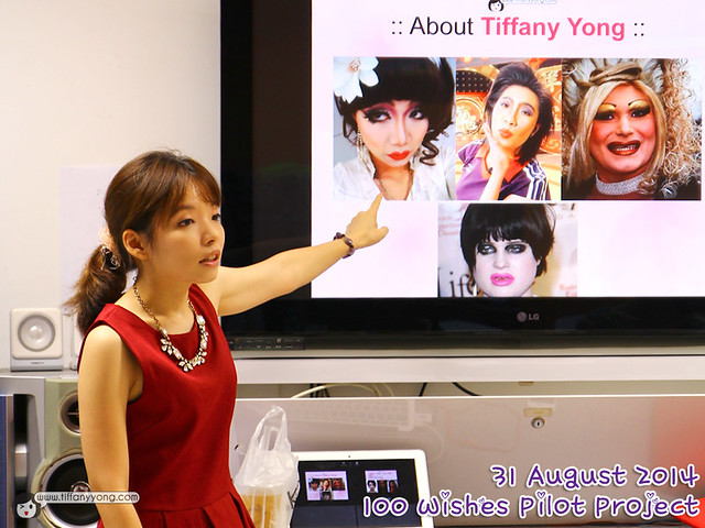 100 Wishes YWLC Tiffany Yong